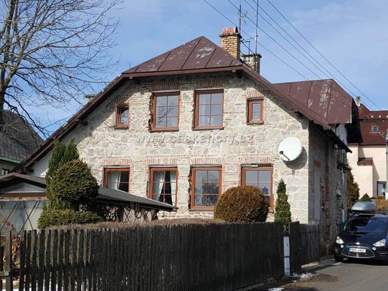 Hütte Plešivka