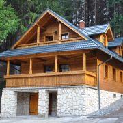 Hütte pod Loučkou - Unterkunft Horní Lomná