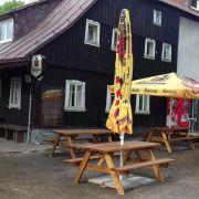 Hütte Pod Štěpánkou