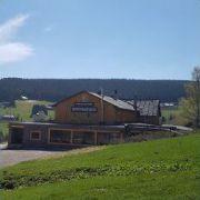 Hütte Viktorka