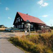 Hütte Jizerka