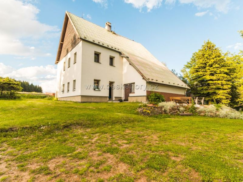 Hütte Krušnohorka