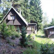 Hütten beim Wald - Lipno