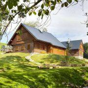 Hütte Lysečinky