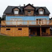 Modrá Hütte