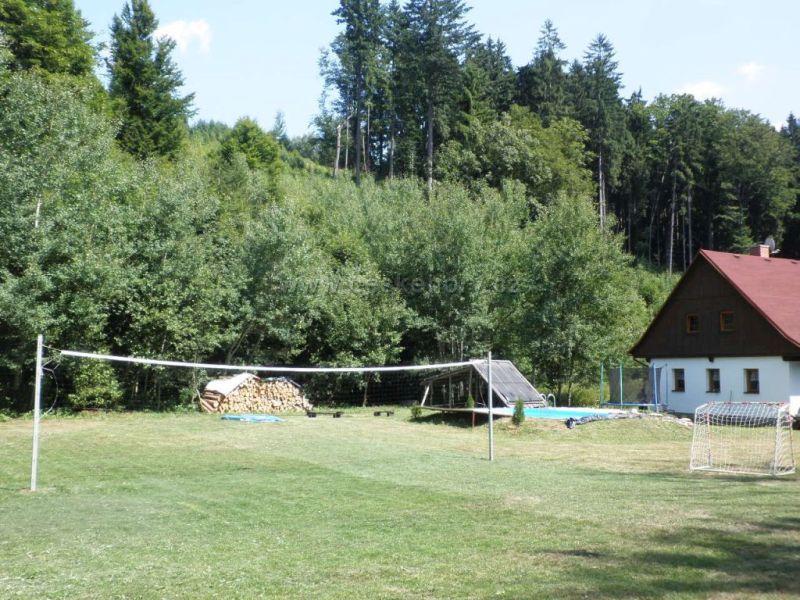Hütte Pěkná chata