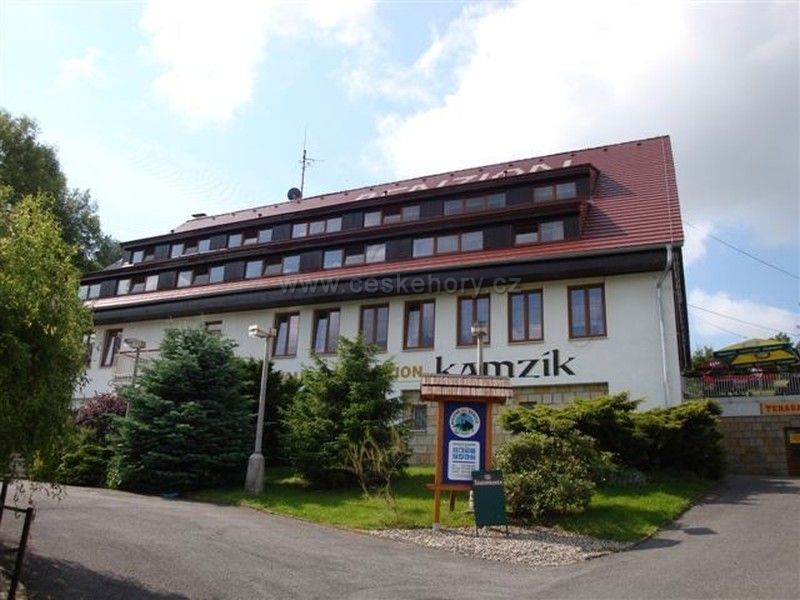 Pension Kamzík