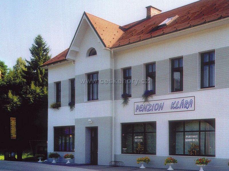 Accommodation Klára