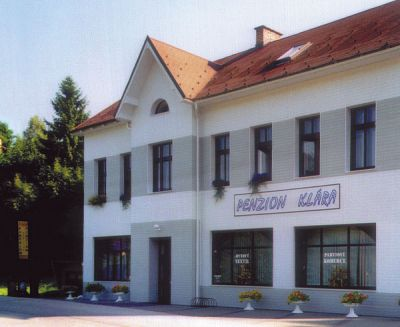 Accommodation Klára