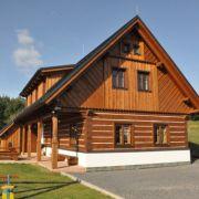 Holzhütte pod Kozákovem