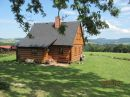 Holzhütte Aneta