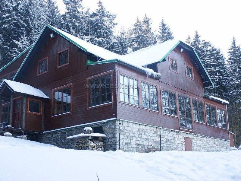 Berghütte Smrčník