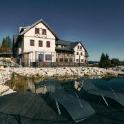 Hütte Tesanka