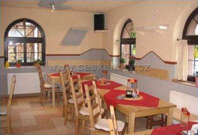 Pension Údolí Králů - Restaurant U Janičky