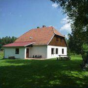 Hütte u Jezerního potoka