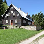 Berghütte U Kokrháče