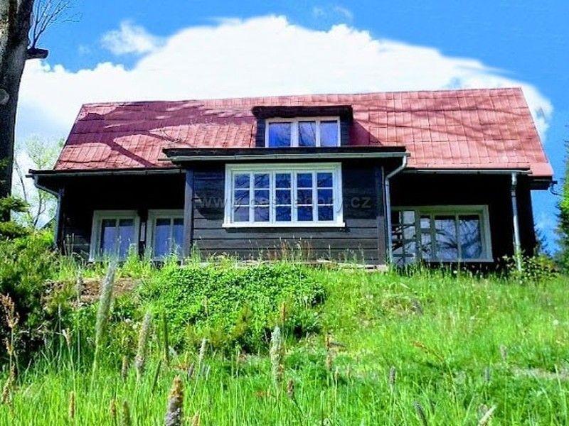 Hütte am Skizentrum Studenov