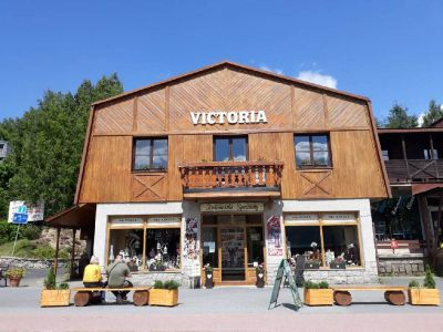 Pension Victoria Harrachov
