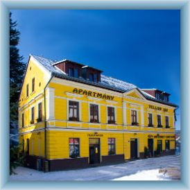 Appartementhaus Yellow ski ***