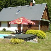 Hütte Zelená chalupa