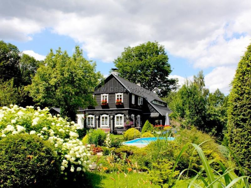 Hütte pod Železným vrchem
