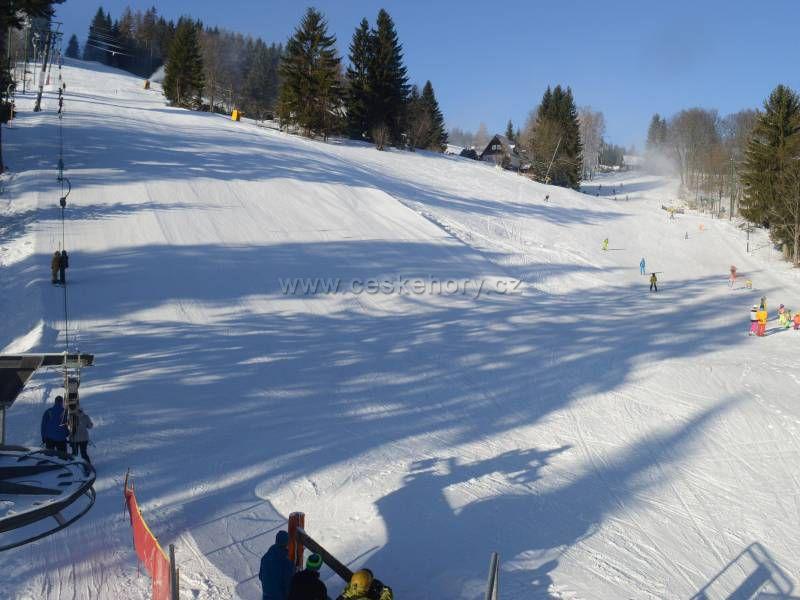 Skizentrum Černá Říčka