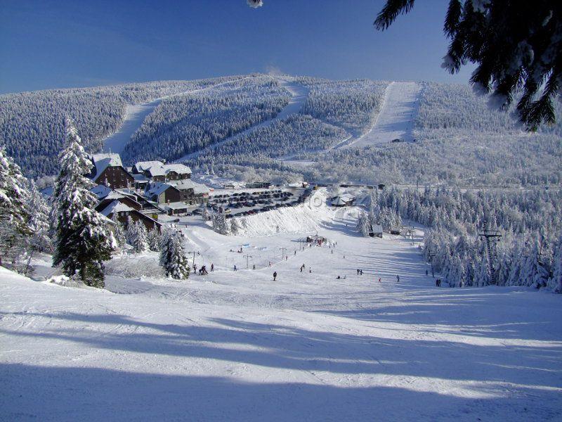 Skizentrum Červenohorské sedlo