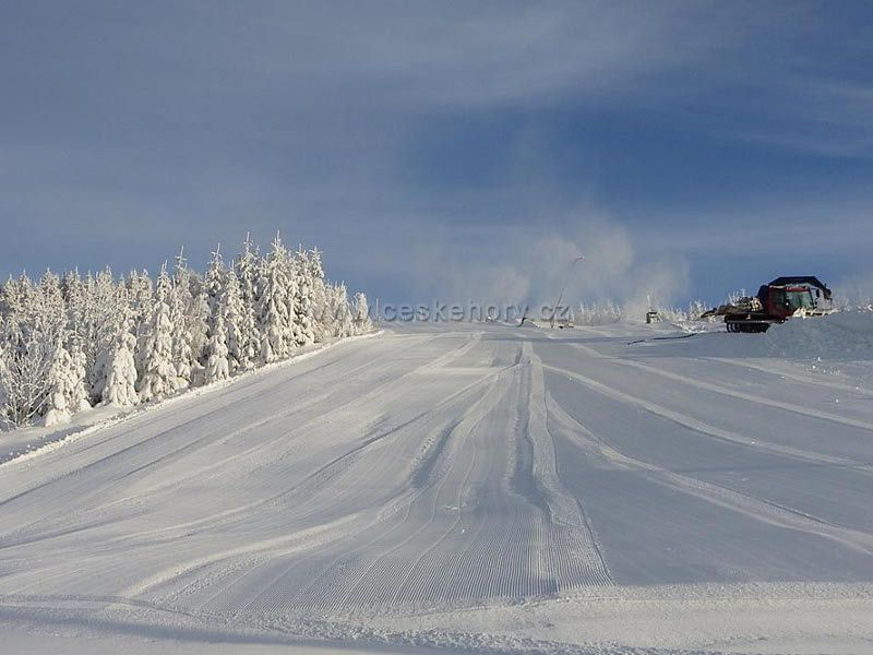 Skizentrum Harrachov