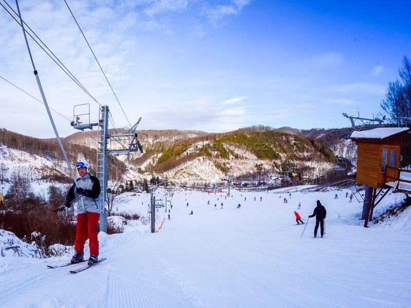 Skizentrum Hrubá Voda