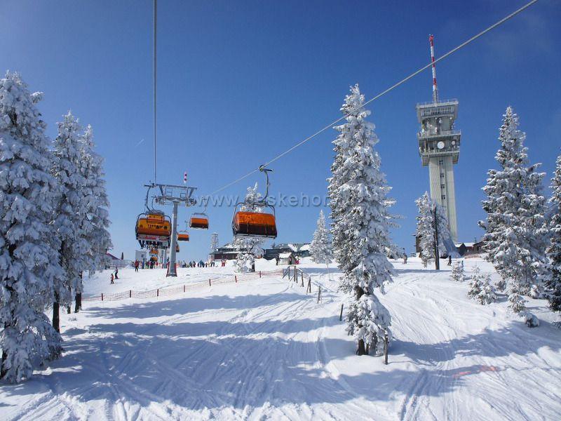 Skizentrum Klínovec