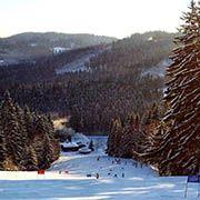 Skiareal Grúň