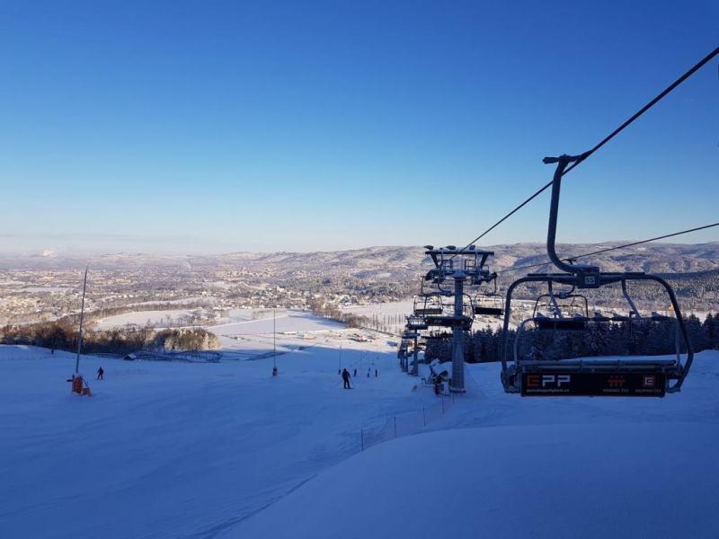 Skizentrum Obří sud Javorník
