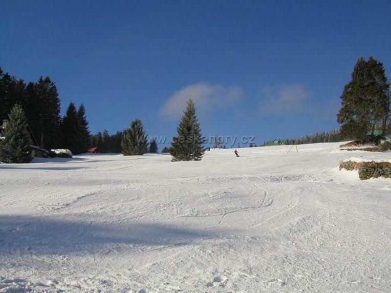 Skizentrum Pěnkavčí vrch