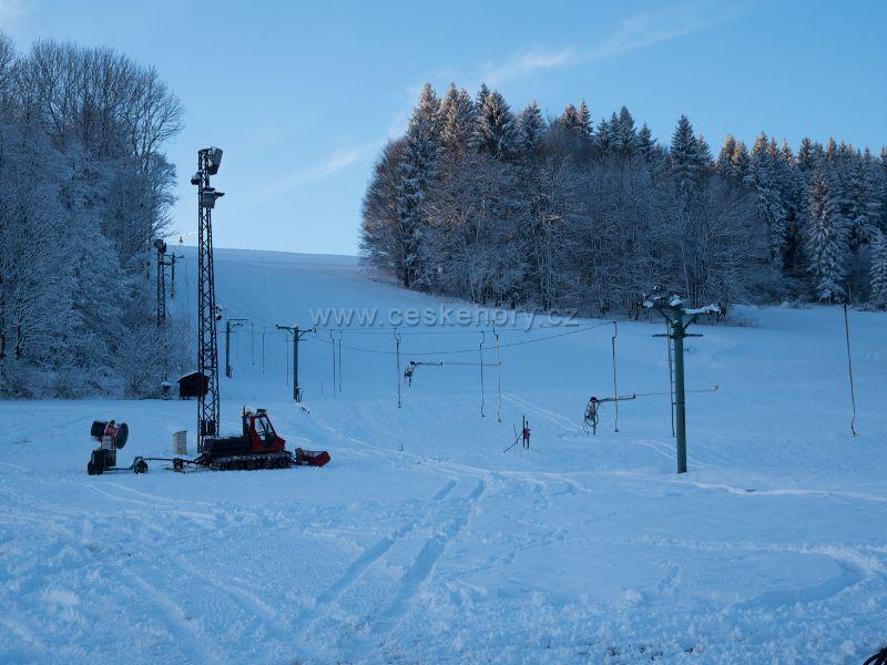 Skizentrum Polevsko