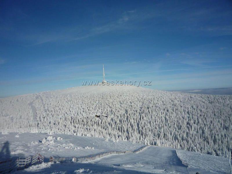 Skizentrum Praděd - Ovčárna