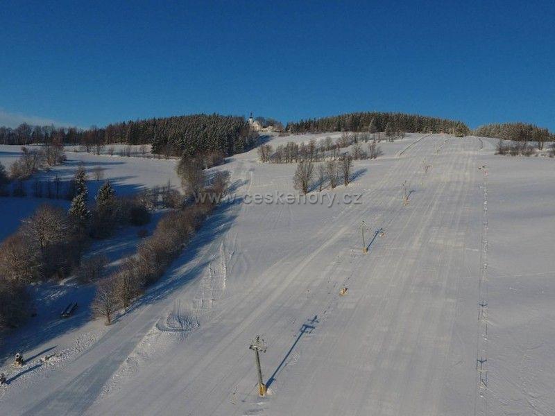 Ski Annaberg - Andělská hora