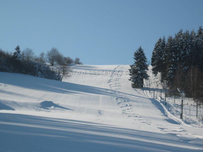 Skiareal Dalečín