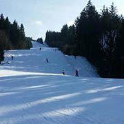 Skiareal Machůzky