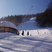 Skiareal Řeka