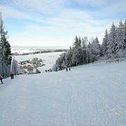 Skiareal Rugiswalde