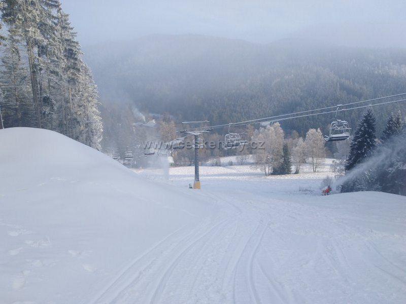 Skizentrum Bublava - Stříbrná