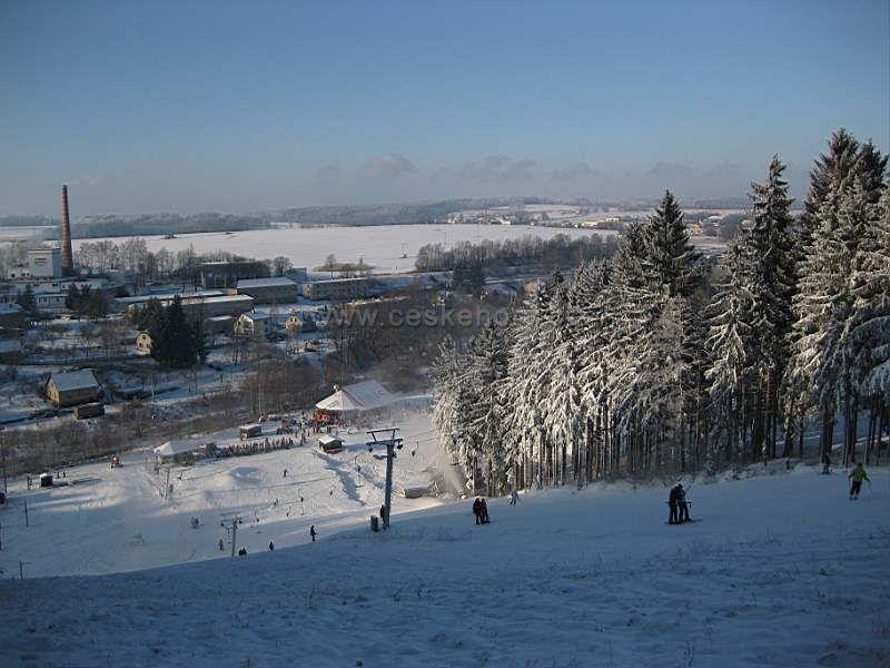 Skiareal Hlinsko