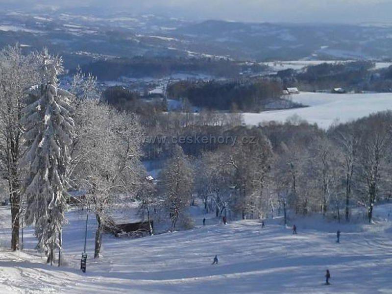 Ski Areal Kozákov