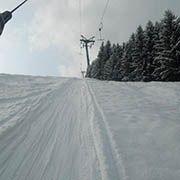 Skiareal Kozinec