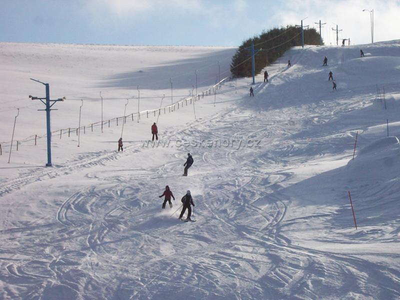 Skigebiet Loučná