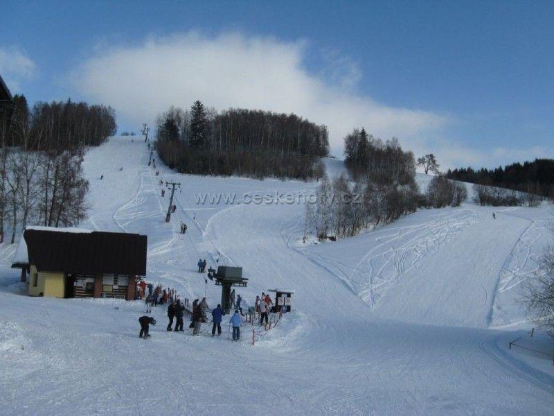 Skizentrum Poniklá - Homole