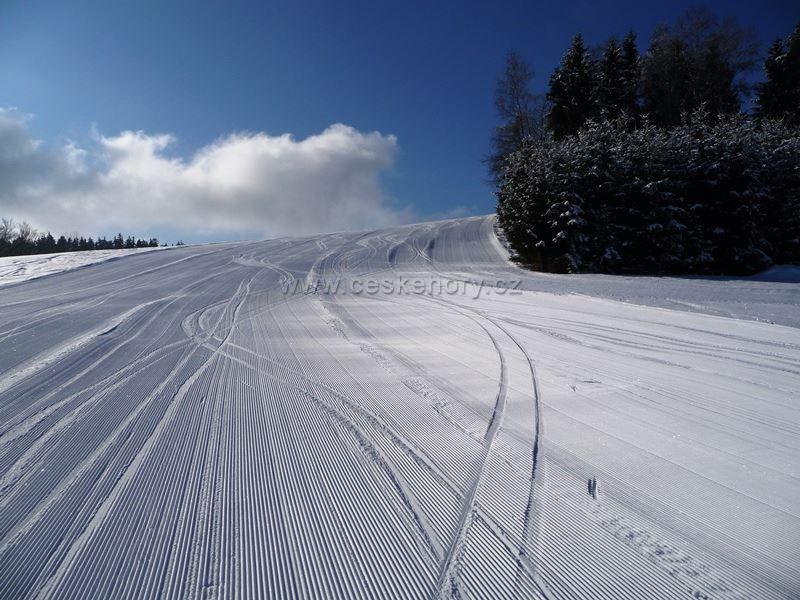 Skiareal Přívrat