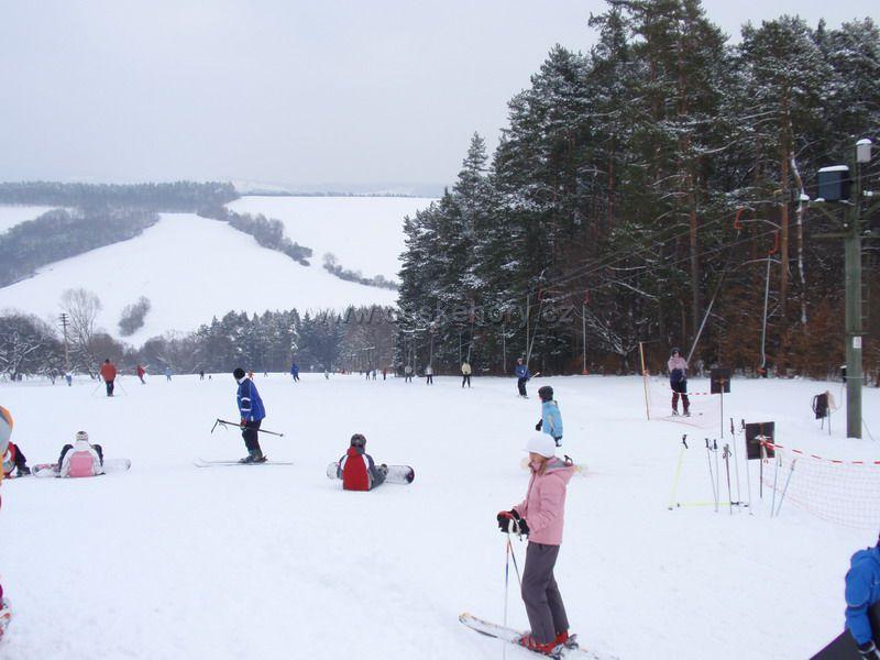 Skizentrum Újezd u Valašských Klobouk