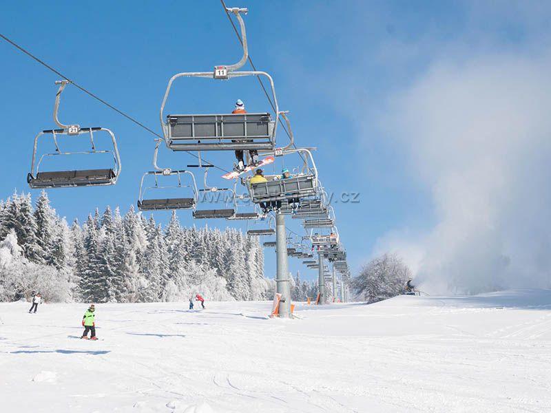 Skizentrum Čerťák