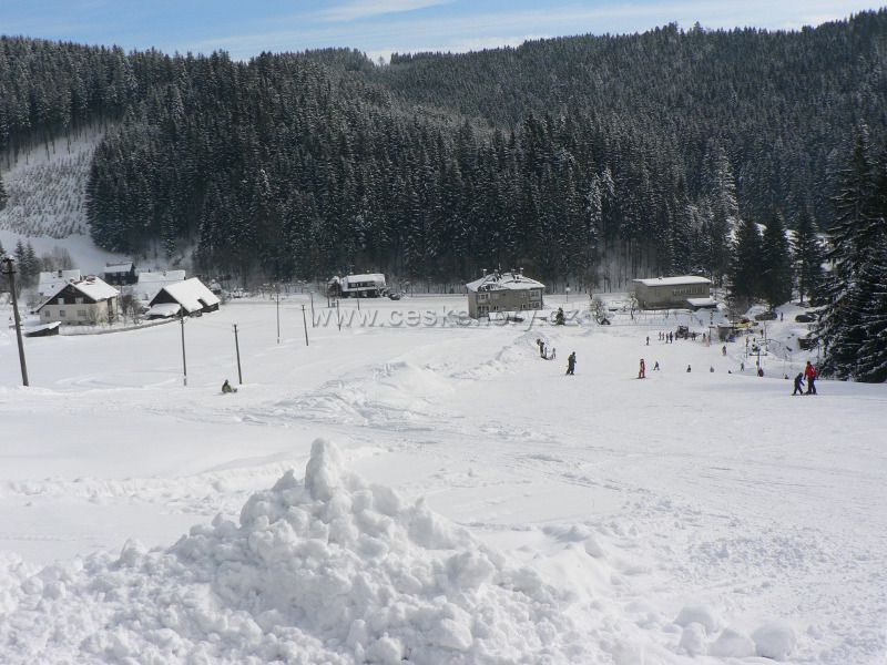 Skizentrum Jezerné